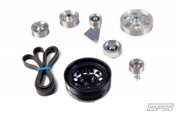 8PK Pulley Upgrade Kit