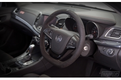 VF Commodore | Alcantara Steering Wheel