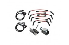 Bracket Coil Relocation Kit Early