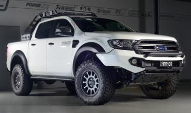 HARROP RANGER WINS 4X4 AUSTRALIA'S CUSTOM 4X4 OF THE YEAR
