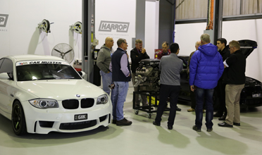 HARROP HOST BMW CAR CLUB OF VICTORIA