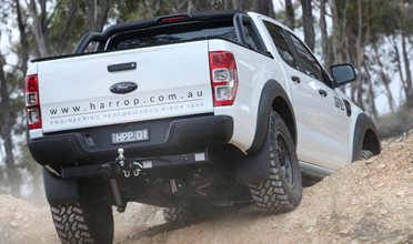 TOUGHER LSD TRUETRAC TO SUIT FORD PX RANGER